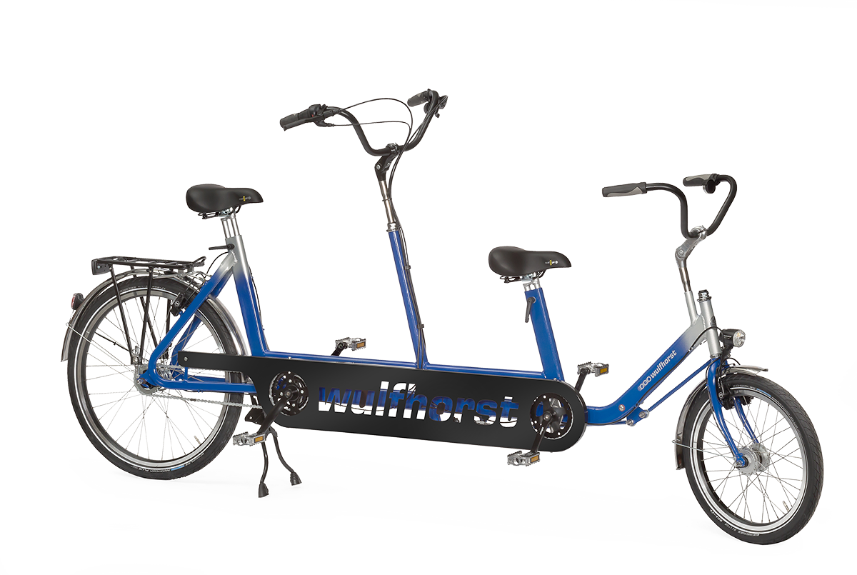 Duo-Combi tricycle