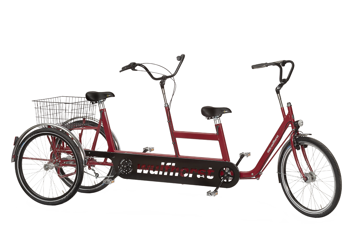 Duo-Novum tricycle