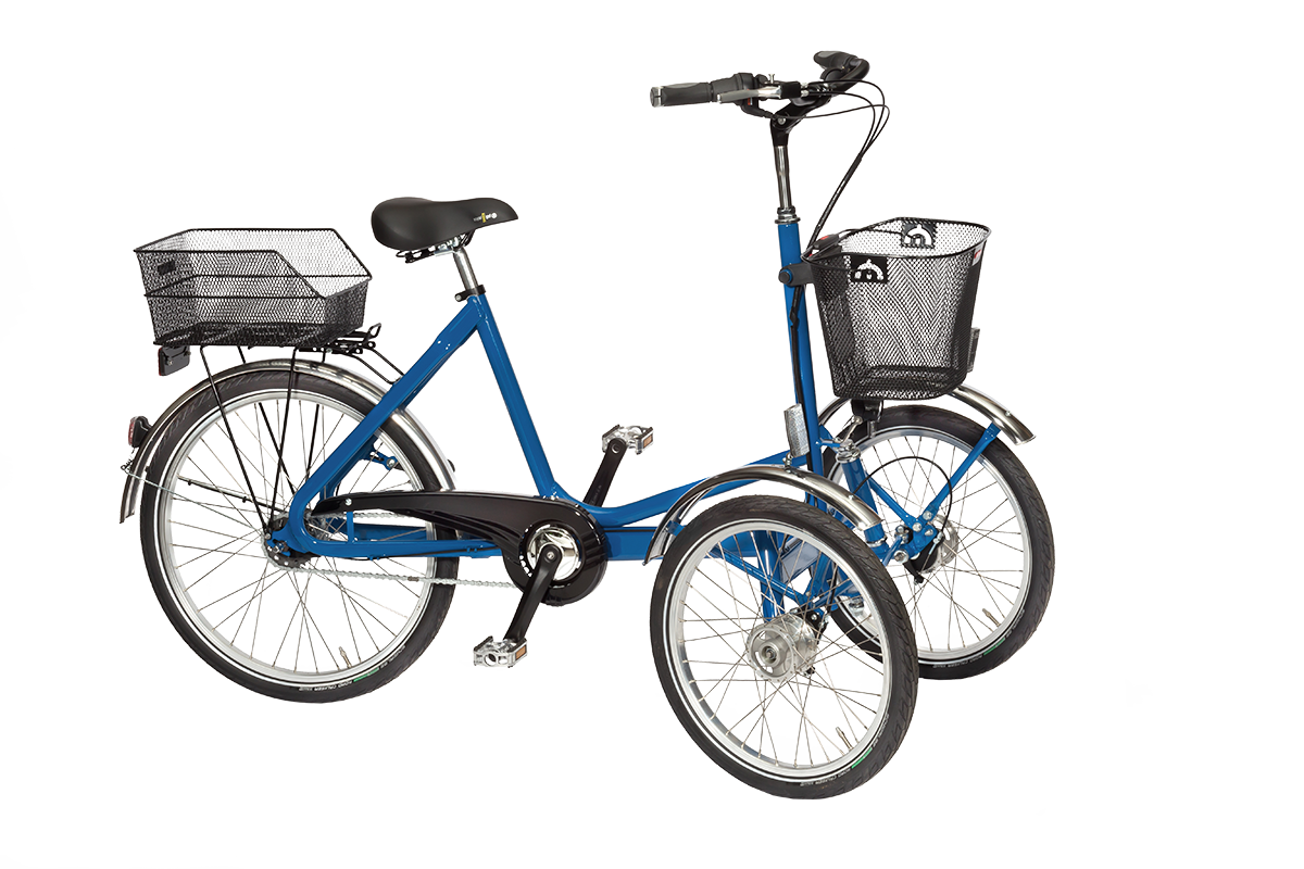 Hugo tricycle